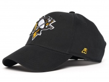 "Бейсболка ""NHL Pittsburgh Penguins"" черная"